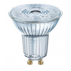 LED VALUE PAR16- GU10 4.3-50W 36º 865